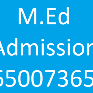 MEd-Distance-Education