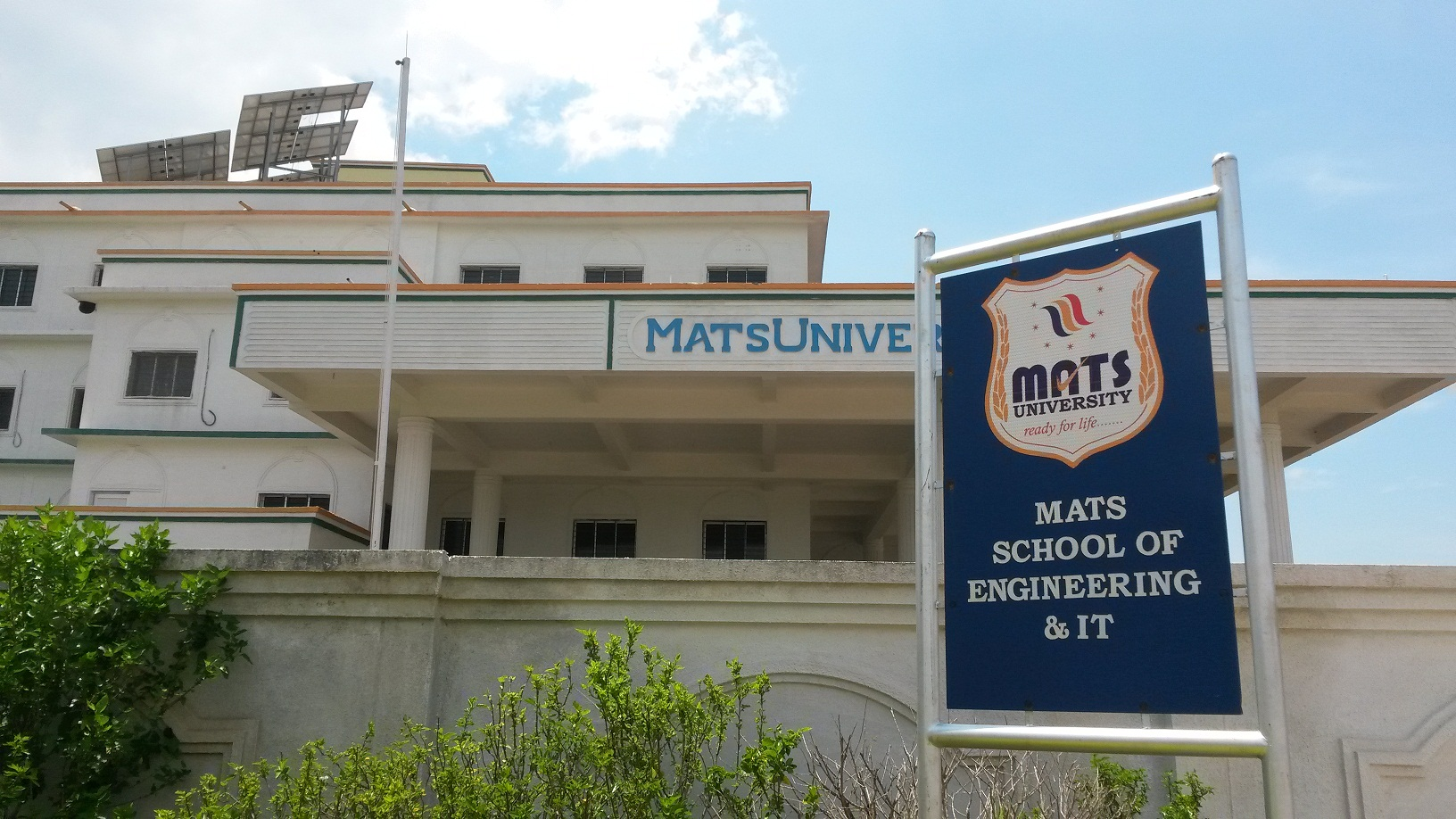 mats university distance education
