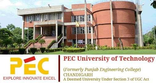 Punjab Engineering College in Chandigarh