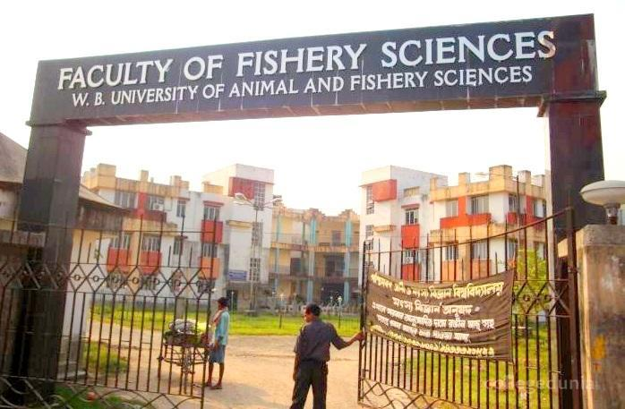West Bengal University of Animal and Fishery Sciences Fee Structure