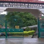 Gandhi Institute of Engineering & Technology University