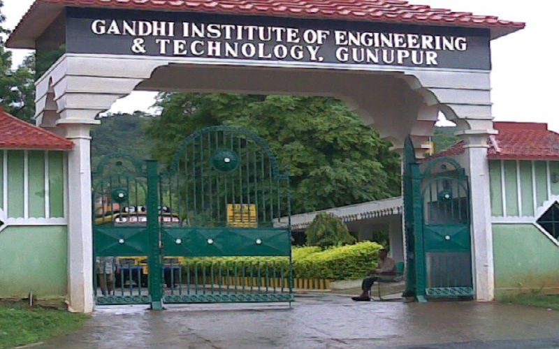 Gandhi Institute of Engineering & Technology University