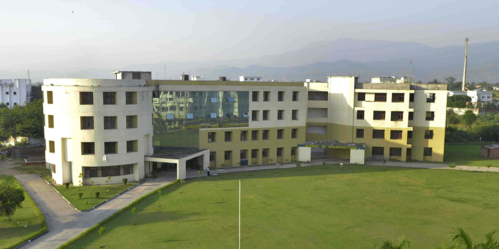 Baddi University of Emerging Sciences & Technology