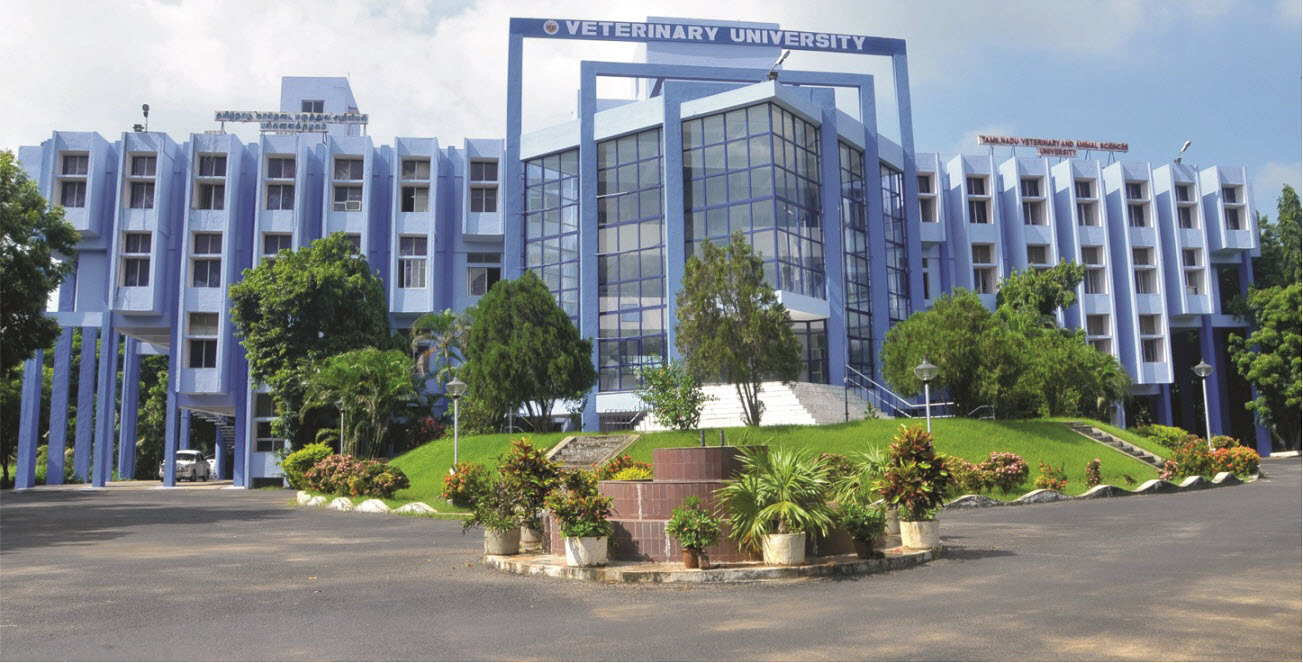 Tamilnadu Veterinary & Animal Sciences University