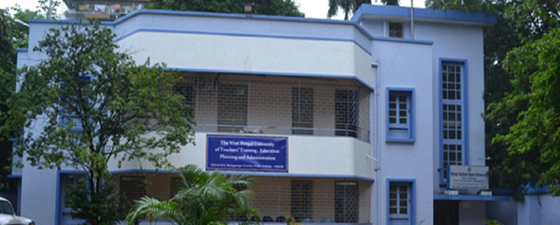 The West Bengal University of Teachers' Training